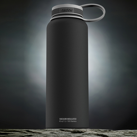 Термос Asobu Mighty flask (1,1 литра), черный