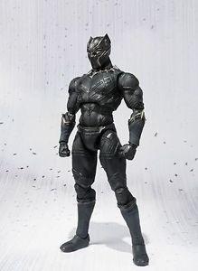 Фигурка Черная пантера (Black Panther) - Marvel Select