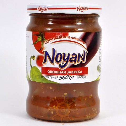 Закуска овощная Noyan, 560г