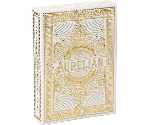 Карты Ellusionist White Aurelian