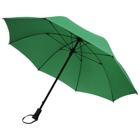 Hogg Trek Umbrella Cane, green