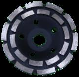 Чашка Алмазная GAT Standart двухрядная