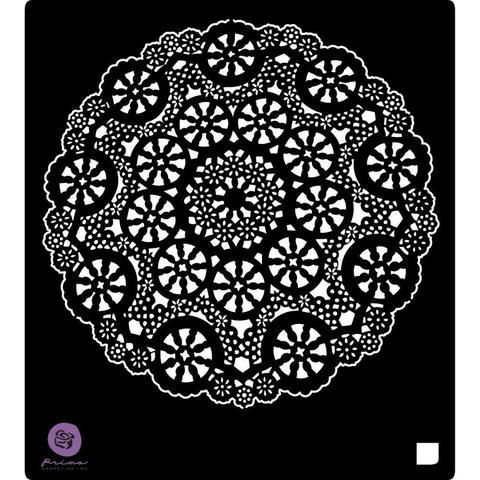 Маска (трафарет ) Prima Designer Stencil  - Doily #2