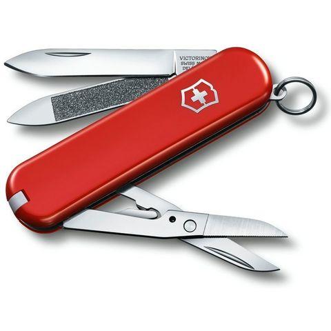 Нож перочинный Victorinox Executive 81 (0.6423) 65мм 7функций красный