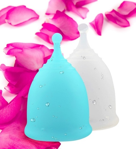 Набор менструальных чаш ELLACUP (размеры S+L)