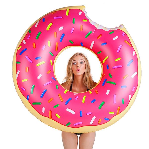 Каталог Надувной круг «Пончик» Donut.jpg