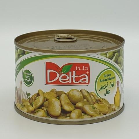 Зеленые бобы Delta, 350 гр