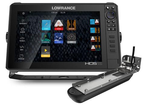 Картплоттер Lowrance HDS-12 Live с датчиком Active Imaging 3-in-1