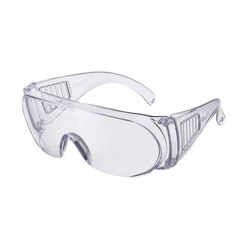 Очки защитные открытые прозрачные