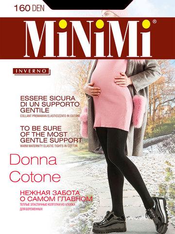 Колготки для беременных Donna Cotone 160 Minimi