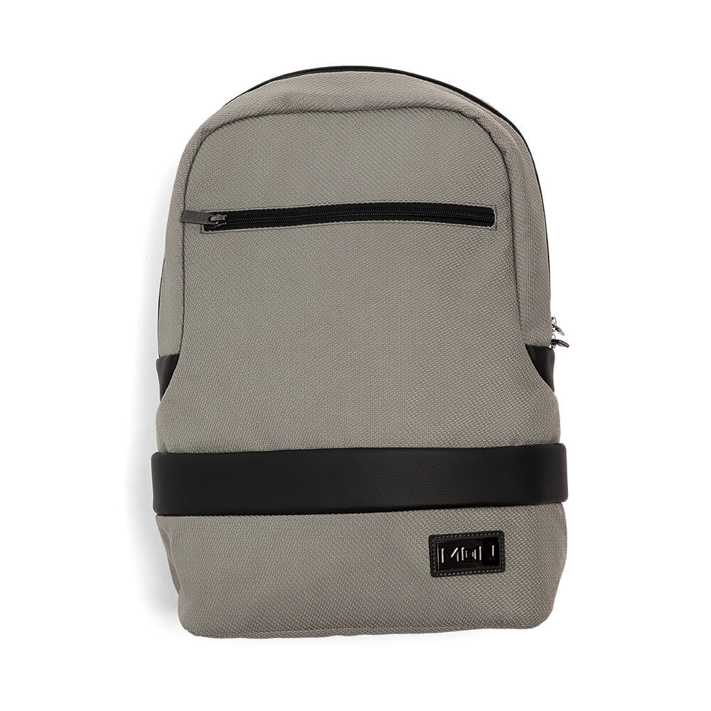 Сумки для коляски Moon Рюкзак Backpack Taupe 68000045-205-BACKPACK-TAUPE-FRONT.jpg