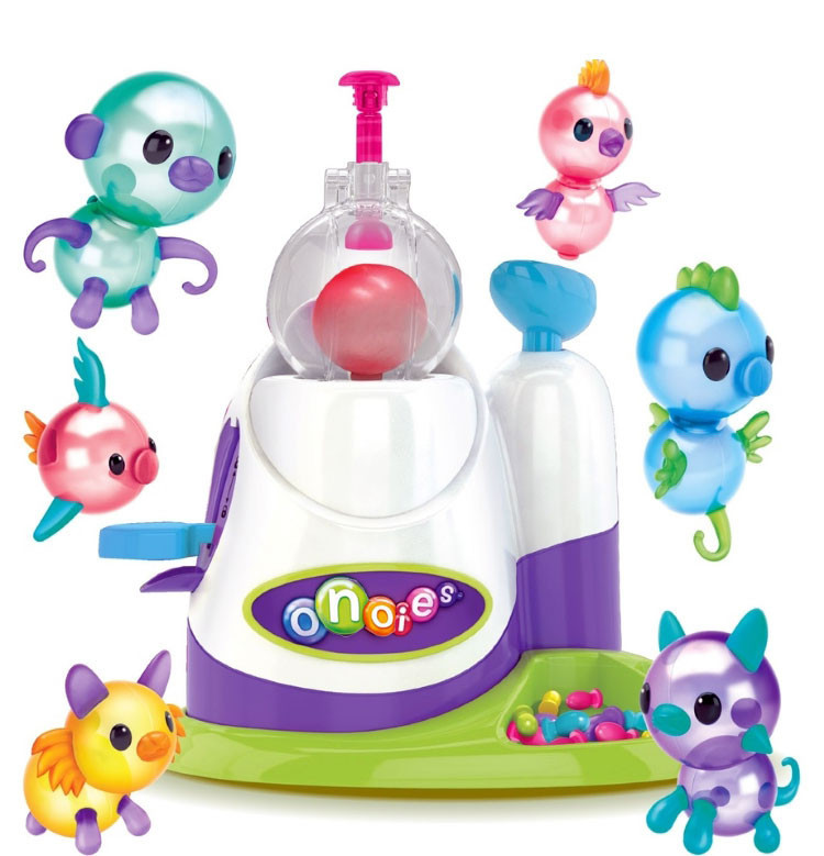 Игрушки для детей Конструктор из надувных шариков Onies konstruktor-iz-sharikov.jpg
