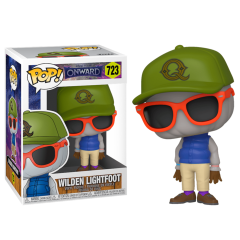 Wilden Lightfoot. Onward Funko Pop! || Уилден Лайтфут (Вперед)