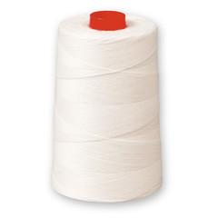 Нить прошивная для документов ЛШ170 белая (1000 метров), картонный короб