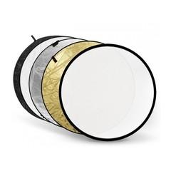 Комплект из пяти отражателей Raylab RRF-107 5-IN-1 Silver/Sun/White/Black/Soft диаметр 107 см