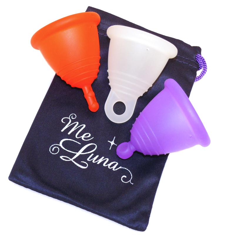 Менструальная чаша MeLuna Shorty Classic (размер L)