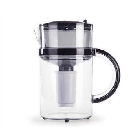 Матисс Фильтр-кувшин Хром 4 л для жесткой воды Гейзер