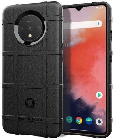 Чехол OnePlus 7T цвет Black (черный), серия Armor, Caseport