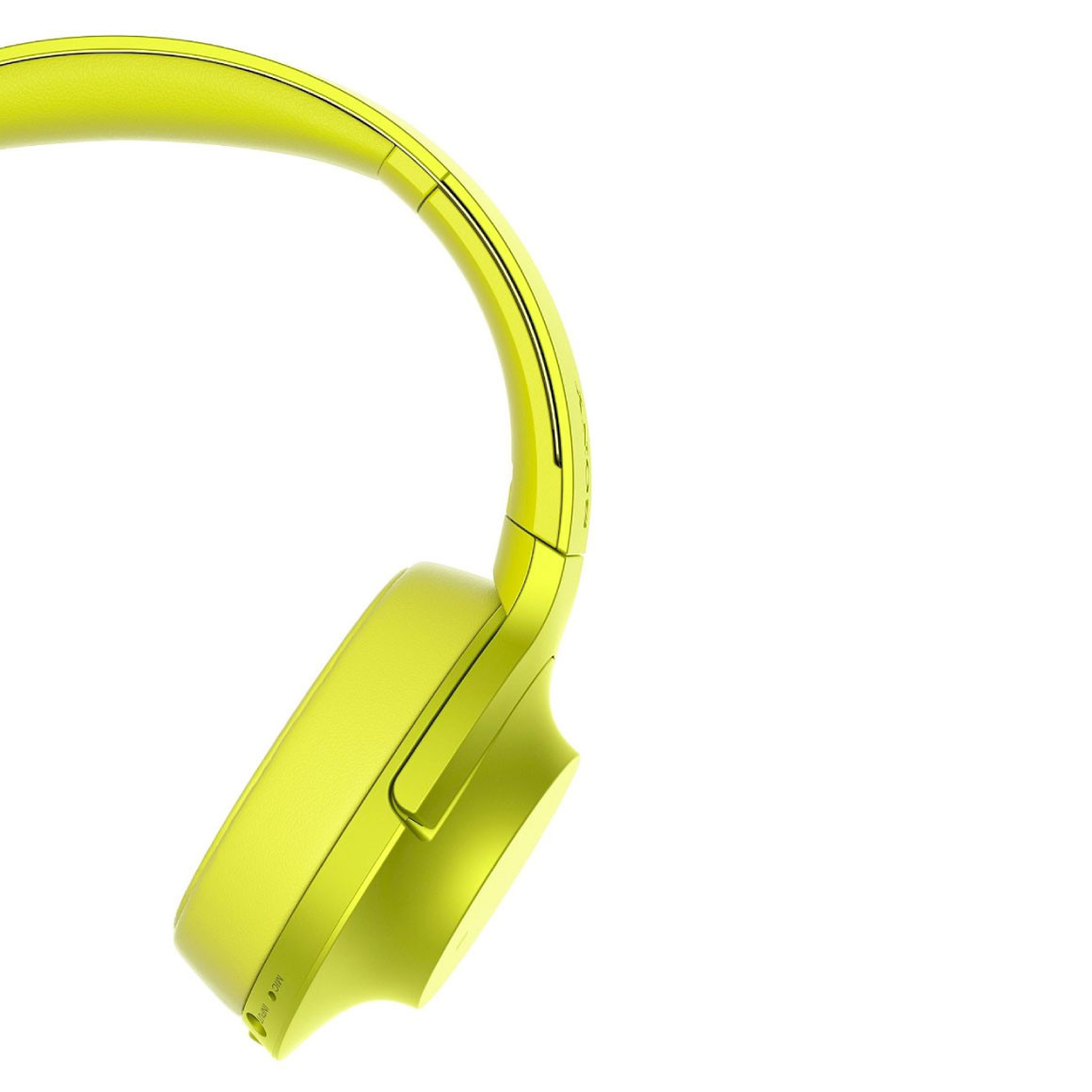 Sony MDR-100ABNY жёлтого цвета купить в Sony Centre Воронеж