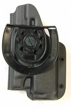 Кобура пластиковая для пистолета Ярыгина, с ЛЦУ