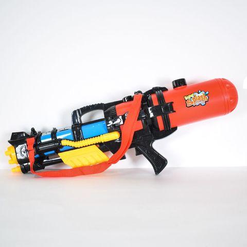 Водный пистолет самый большой с ремнем