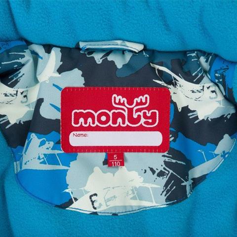 Комплект Monty by Premont Зима TW37203 Blue