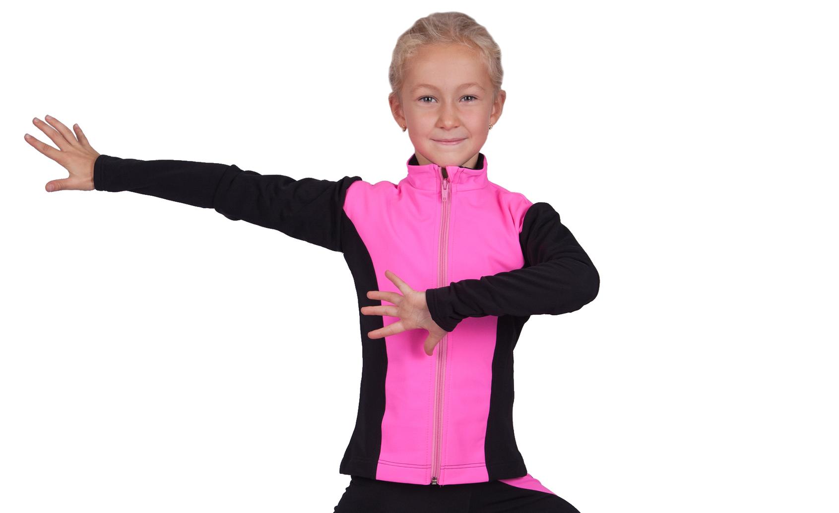 Кофта для фигурного катания, для тренировок (G-27)