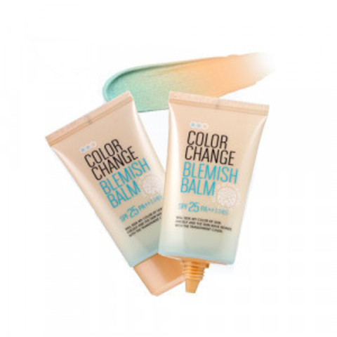 WELCOS Lotus СС крем Lotus Color Change Blemish Balm 50ml