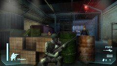 PSP Tom Clancy's Splinter Cell Избранное (русская документация, б/у)