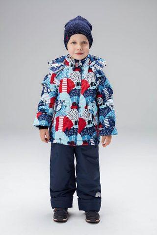 Uki kids  демисезонный комплект для мальчика Вояж