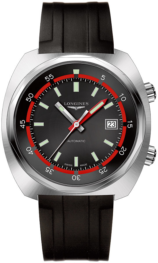 The Longines Heritage Diver
