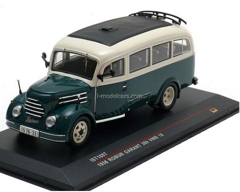 Robur LO 3000 Fr 2 M-B 21 green-white 1956 IST168T IST Models 1:43