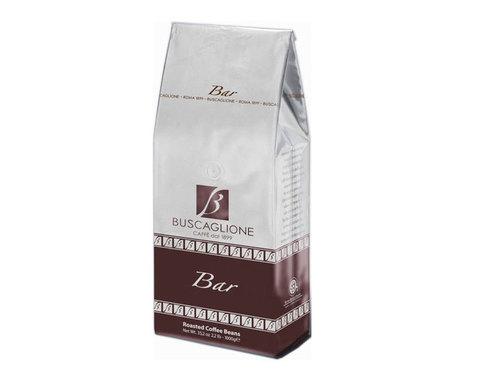 Кофе в зернах Buscaglione Export Bar, 1 кг (Бускальоне)
