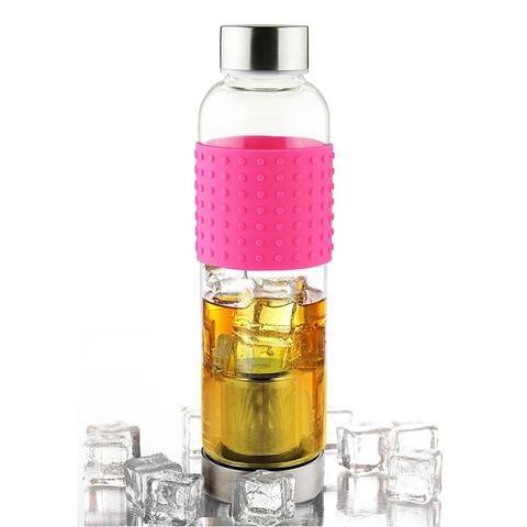 Бутылка Asobu Ice t 2 go (0,4 литра), розовая