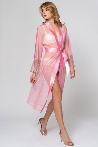 Халат 54094 розовый Laete
