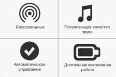 Наушники Apple AirPods 2 (беспроводная зарядка чехла)