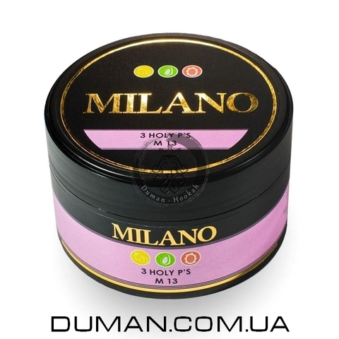Табак Milano M13 3 Holy P'S (Персик Папая Питая)