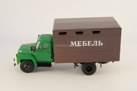 GAZ-53 Van Furniture Kompanion 1:43