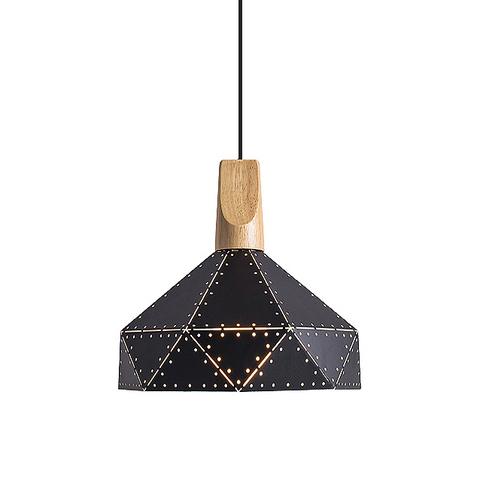 Подвесной светильник Fracture by Light Room D30 (черный)