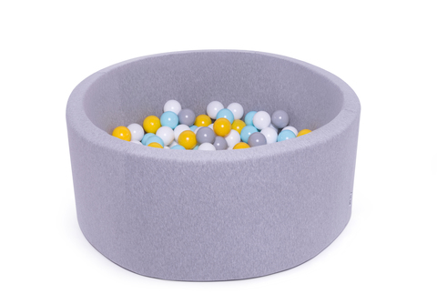 Сухой бассейн Anlipool 100/40см комплект №43 Sea pearl