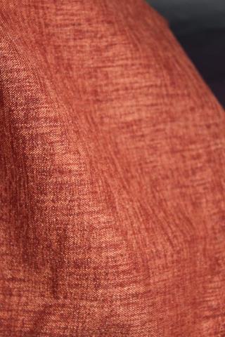 Портьеры блэкаут лен - терракот. Ш-100/150/200 см., В-250/270 см. В упаковке - 2 шт.
