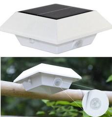 Уличные светильники на солнечных батареях