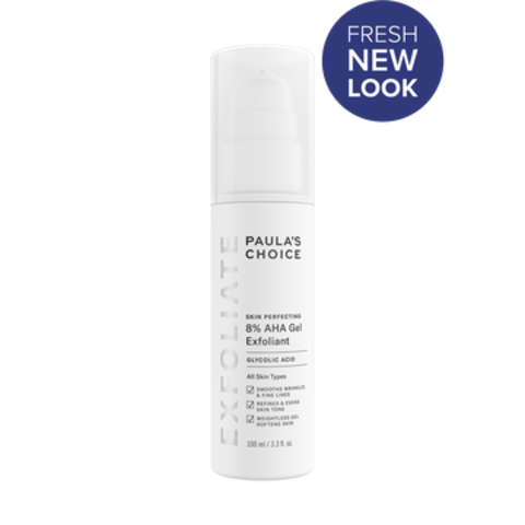 PAULA'S CHOICE Skin perfecting 8% АHA Gel Гель с 8% AНА для всех типов кожи