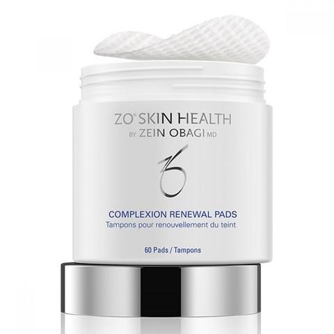 Салфетки обновляющие для кожи Complexion Renewal Pads, ZO Skin Health, 60 шт