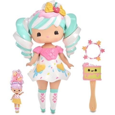 Кукла Secret Crush Санди Свирл 33 см с мини куклой