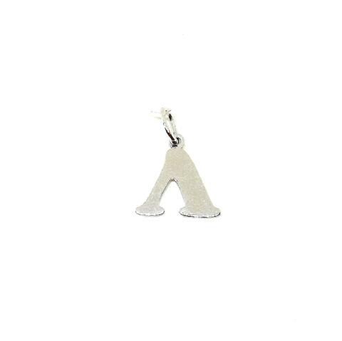 94030273- Кулон из серебра  буква «Л»