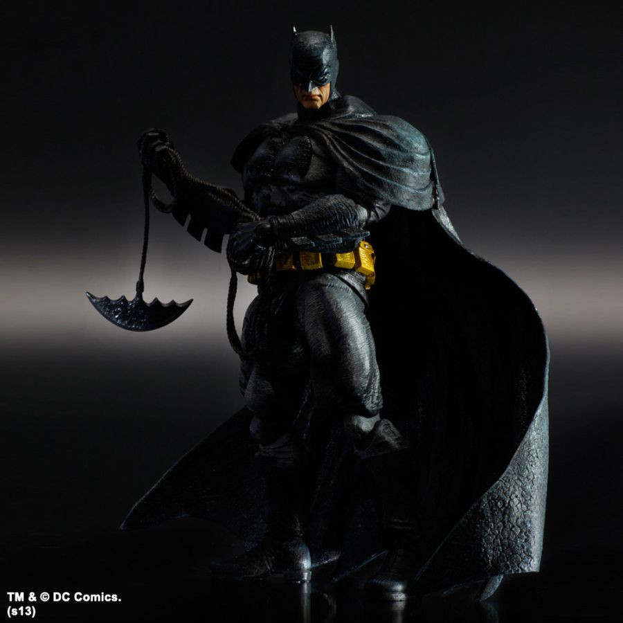 Arkham City Play Arts Kai Series 02 - Batman