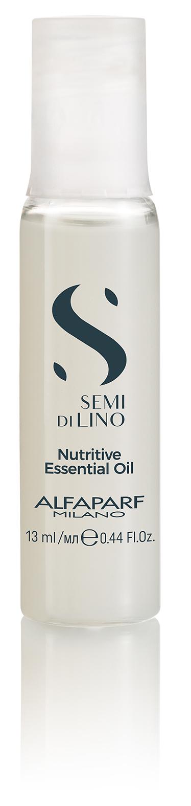 Масло увлажняющее для питания сухих волос SDL MOISTURE NUTRITIVE ESSENTIAL OIL, 6 ампул по 13 мл