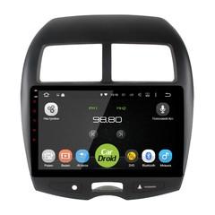 Штатная магнитола на Android 6.0 для Mitsubishi ASX Roximo CarDroid RD-2614F
