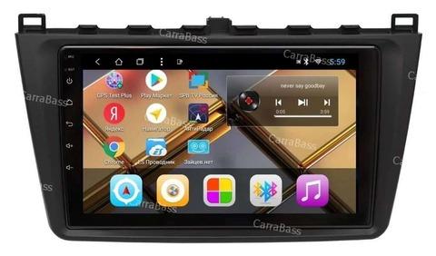 Головное устройство CB3078T8 Mazda 6 2007-2012 Android 8.1